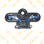 sandpiper_aerials_Centre dipole moulding wire to ladder Wire