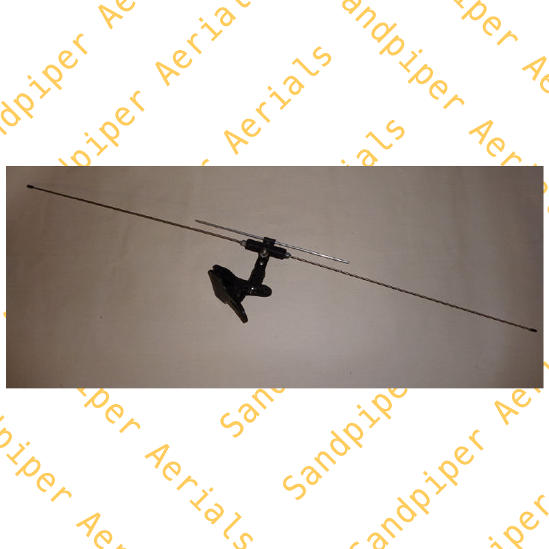 Clip-on dipole. 2 mtr. - Sandpiper AT Ltd.