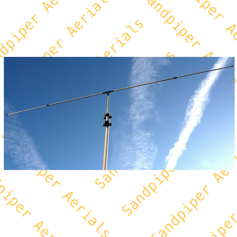 HB9CV  2 ELEMENT YAGI  6M  - Sandpiper AT Ltd
